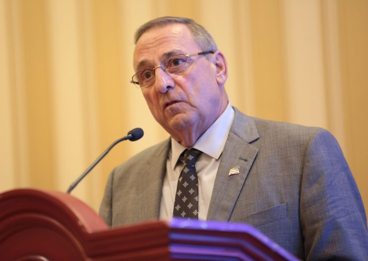 'Ballot Box Bullies': Maine GOP Governor Demands Voter ID Law